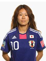 Homare Sawa pemain wanita terbaik