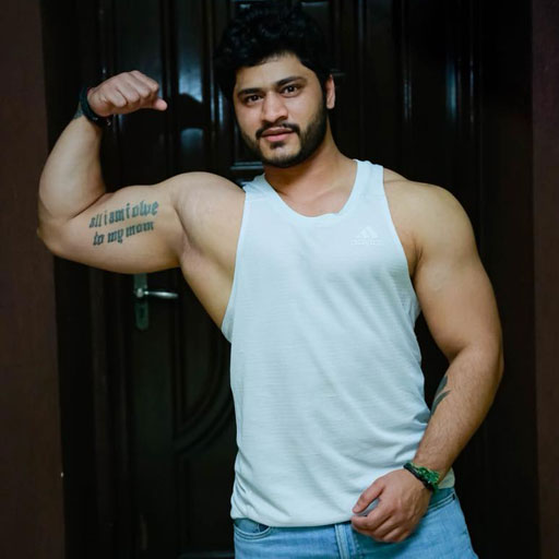 Aryan Pasha, an Indian transgender man, made history this weekend when he came in second at the Musclemania bodybuilding competition held in Delhi.