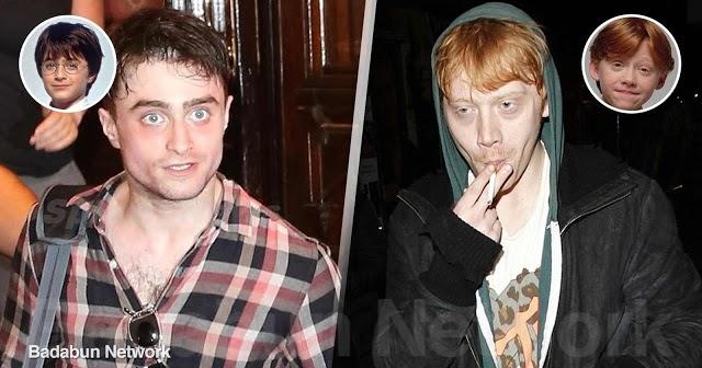 Harry potter magia película actores carcel