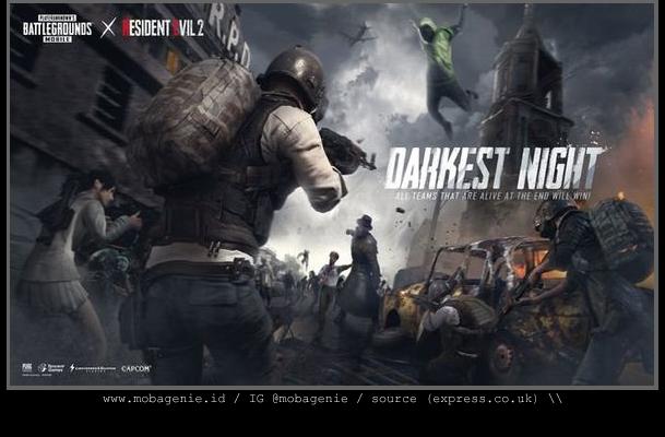 mode Darkest Night baru di Survive the Dawn zombie