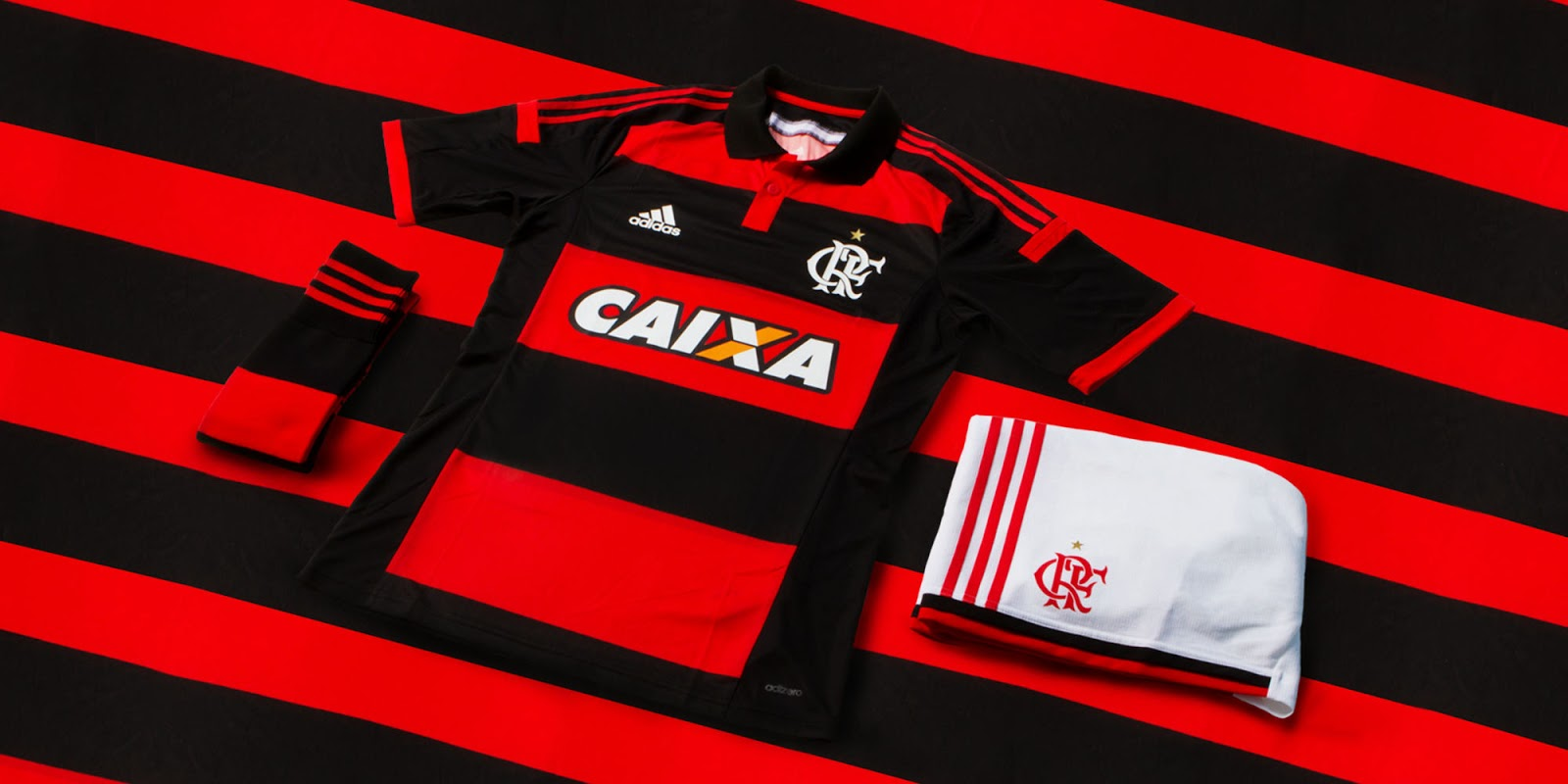 29e0e2ad0 Discount Flamengo 2014 Home Kit Unveiled