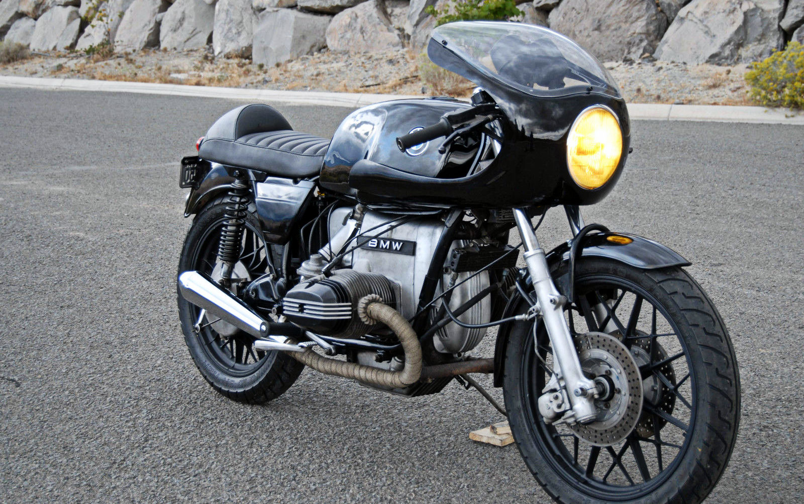 BMW R-Series - RocketGarage - Cafe Racer Magazine