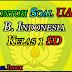 Contoh Soal Latihan Ujian Akhir Semester (UAS) MaPel Bahasa Indonesia Kelas 1 Sekolah Dasar Format Word