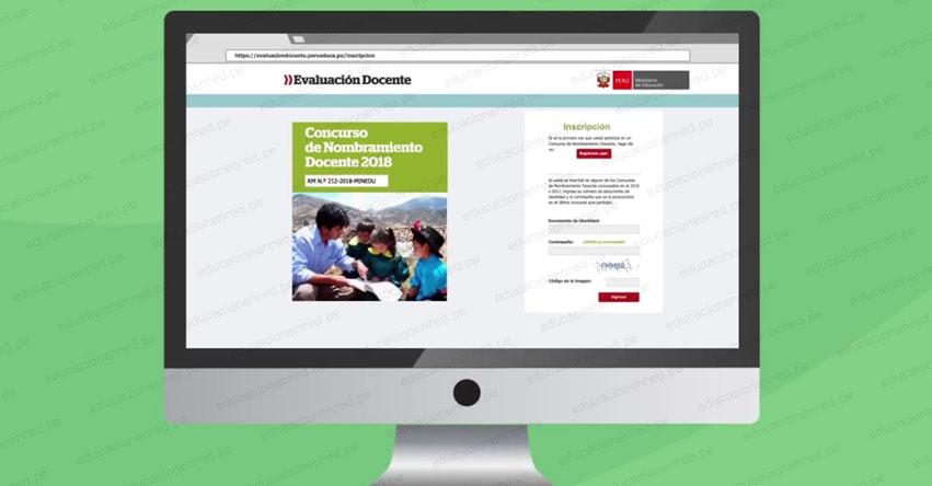 MINEDU: Cómo recuperar tu Contraseña para Acceder al Aplicativo de Evaluación Docente [VIDEO] www.minedu.gob.pe