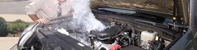 Car Radiator Overheating