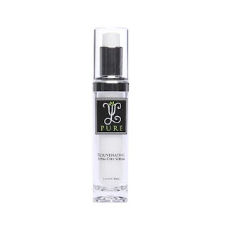 a bottle of Rejuvenating Stem Cell Serum