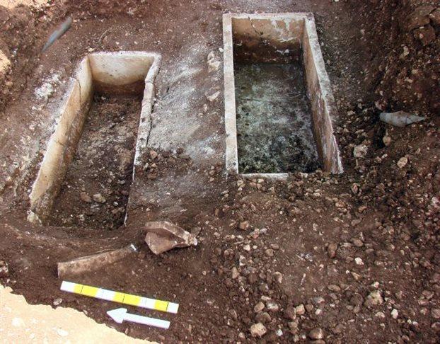 Αρχαίοι τάφοι  βρέθηκαν στο  νησί της Ικαρίας