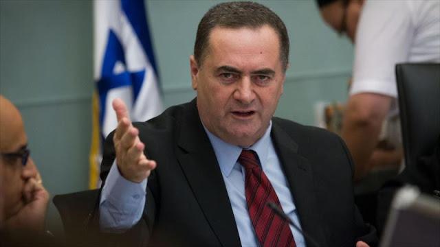 Ministro israelí de inteligencia pide ejecutar a presos palestinos