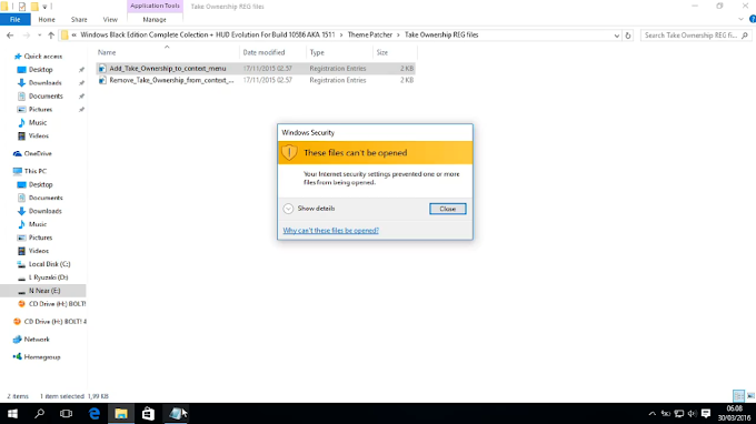 How To Fix These files can't be opened on Windows 7/8/8.1/10 All Version