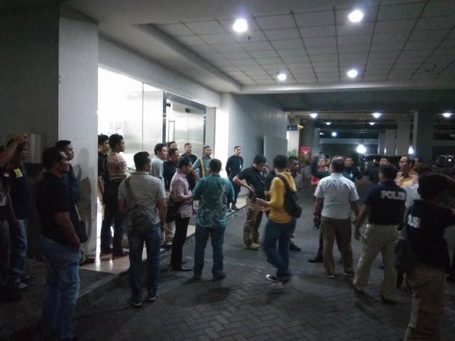 Polisi Datangi Kantor Advertising Videotron yang Tayangkan Film Tak Senonoh di Gedung KOMPAS Gramedia