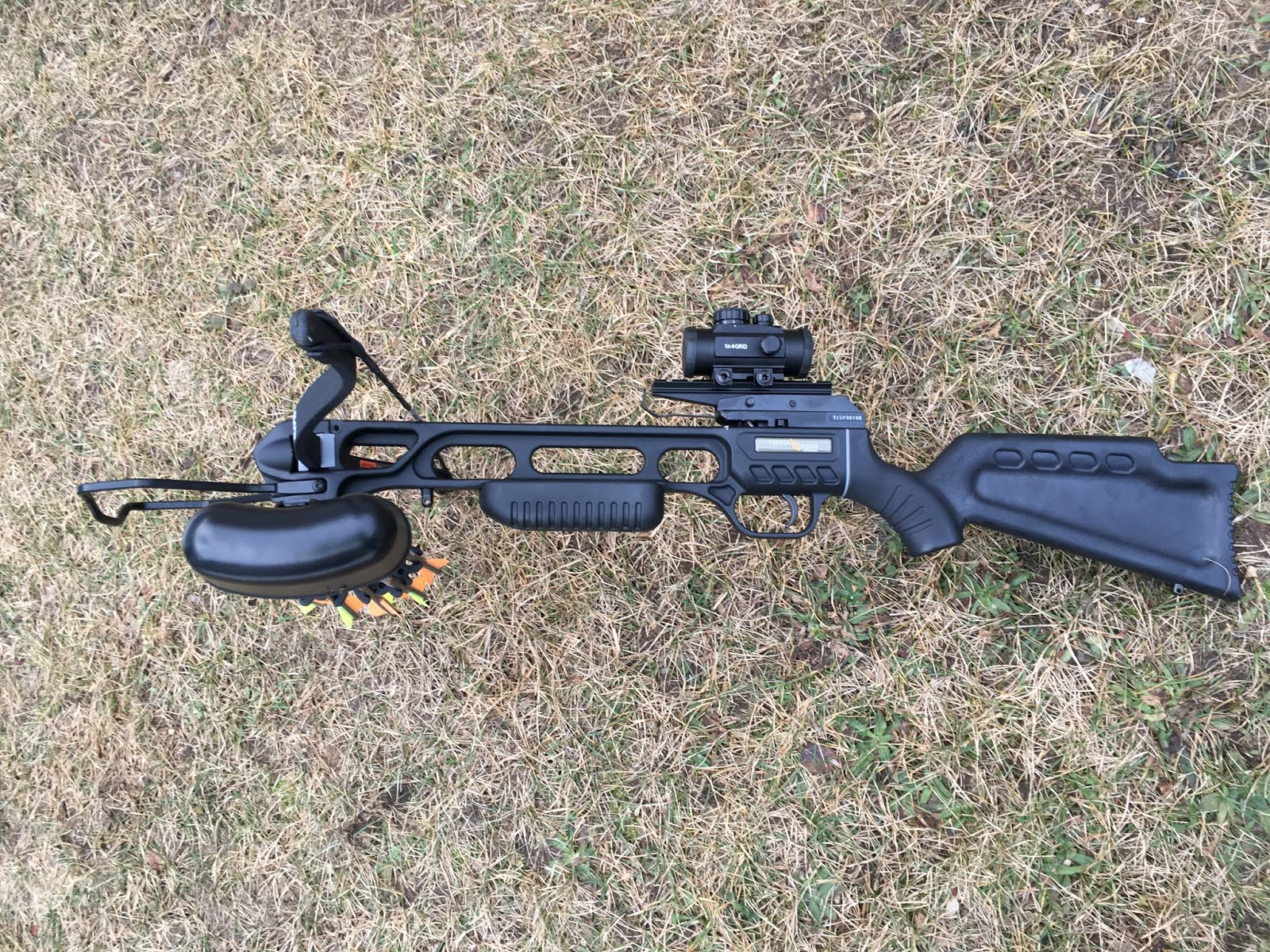 Confessions of a Gear Geek: Center Point XR175 Recurve Crossbow and