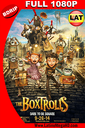 Los Boxtrolls (2014) Latino HD BDRIP 1080P ()