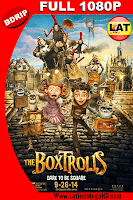 Los Boxtrolls (2014) Latino HD BDRIP 1080P - 2014