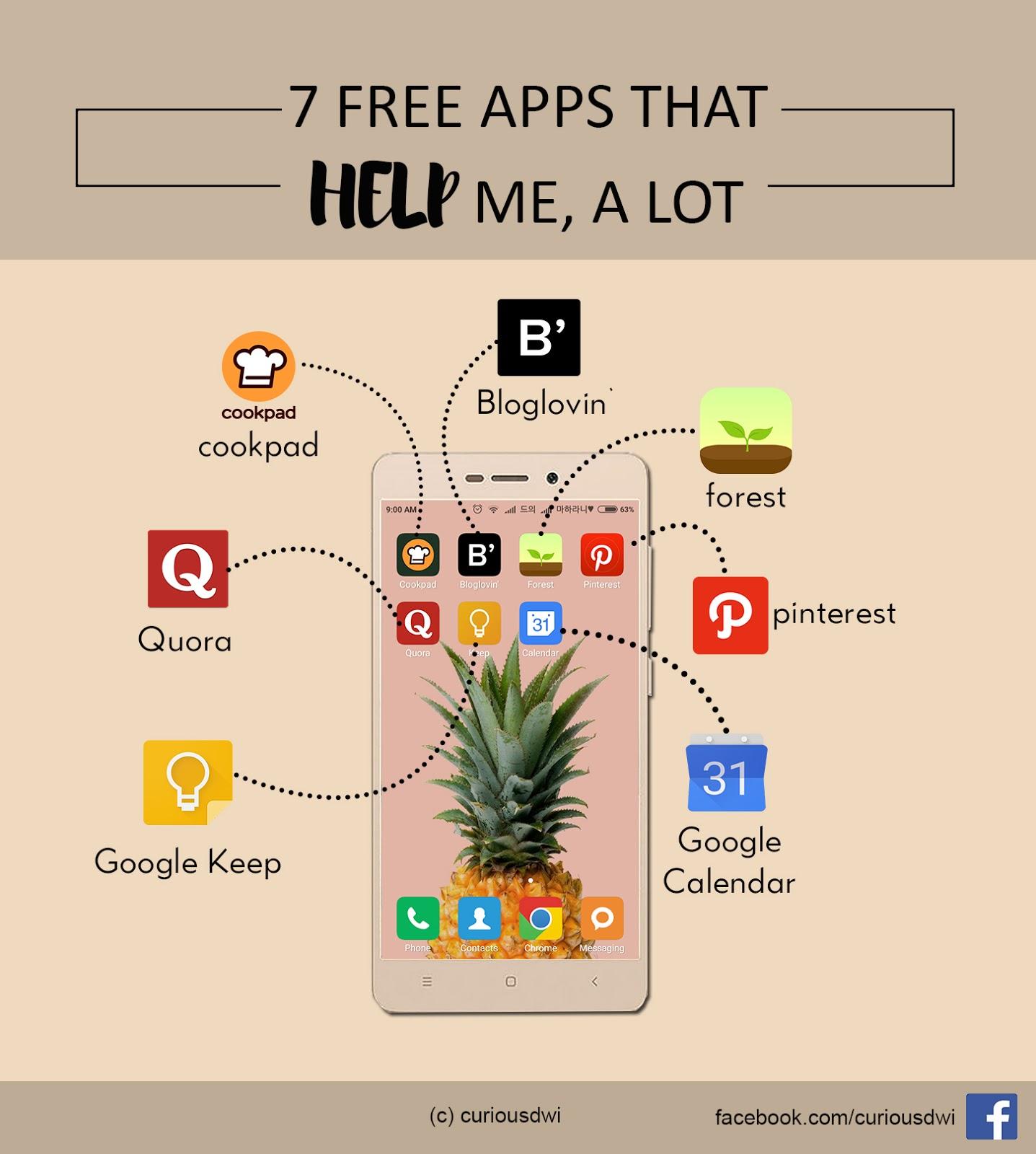 7 aplikasi smartphone bermanfaat