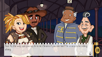 Steampunk Video Game