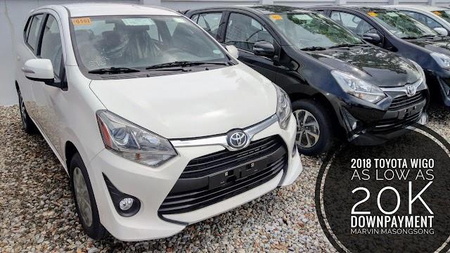 Promo: 2018 Toyota WIGO 20k Down - 2018 Mid-Year Toyota Batangas All-in Promos (Philippines)
