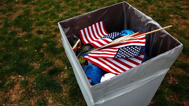 China se niega a aceptar más basura y la envía de vuelta a EE.UU.