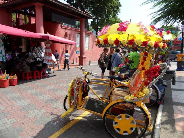 Visitar MALACA, ontem e hoje e, o legado português no oriente | Malásia