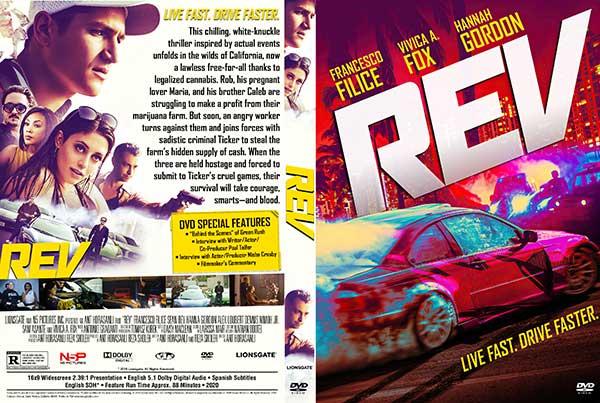 Rev (2020) DVD Cover