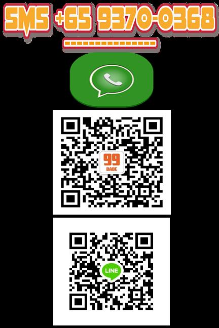 LINE  , WhatsApp , Wechat