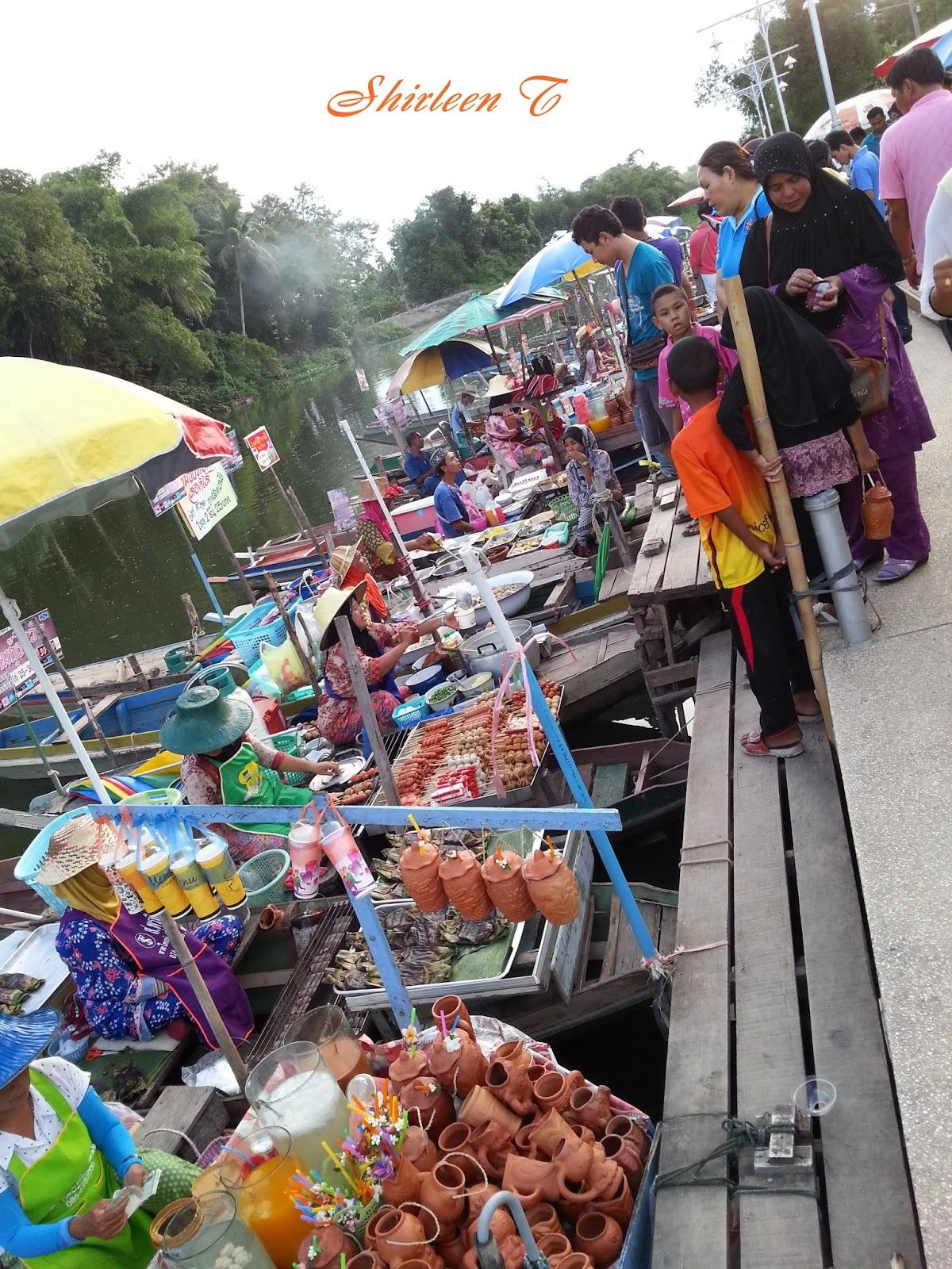HATYAI] Klong Hae Floating Market + Tiger Show @ Thailand