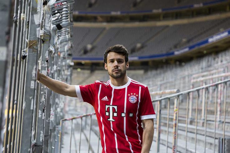 Bayern Munich 17-18 Home Kit Released - Footy Headlines