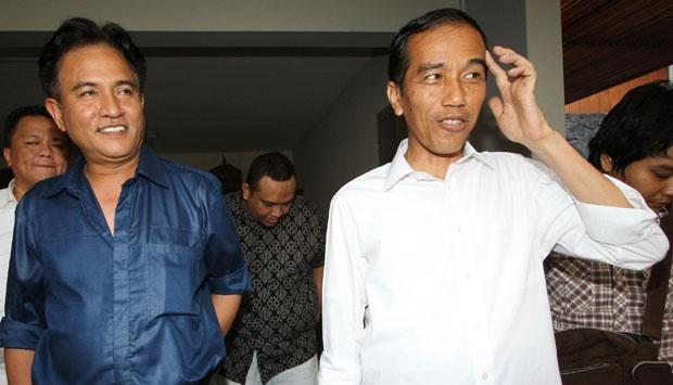 Yusril dan Jokowi