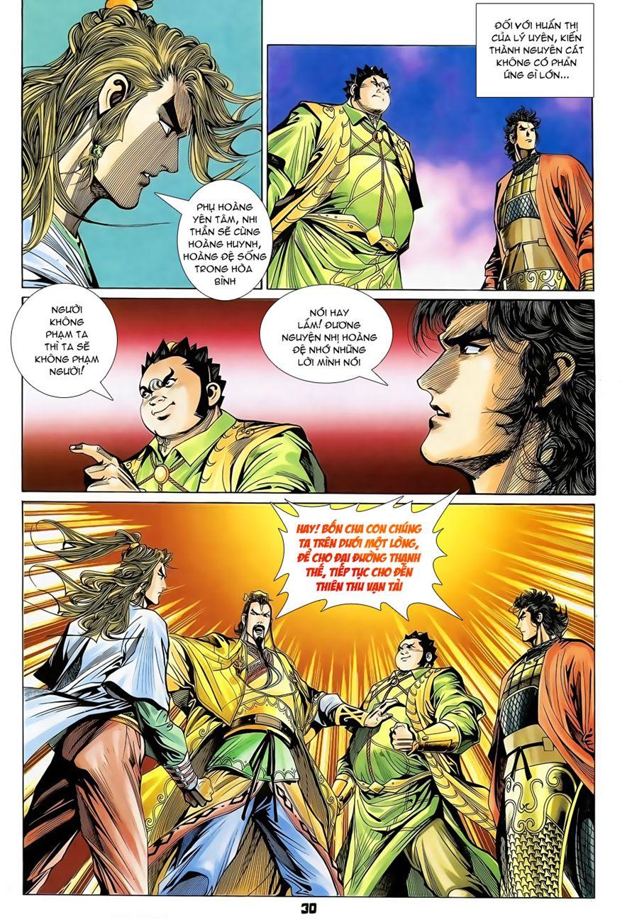 Đại Đường Uy Long chapter 72 trang 38