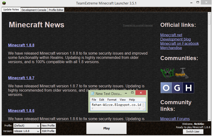 minecraft mac free download cracked