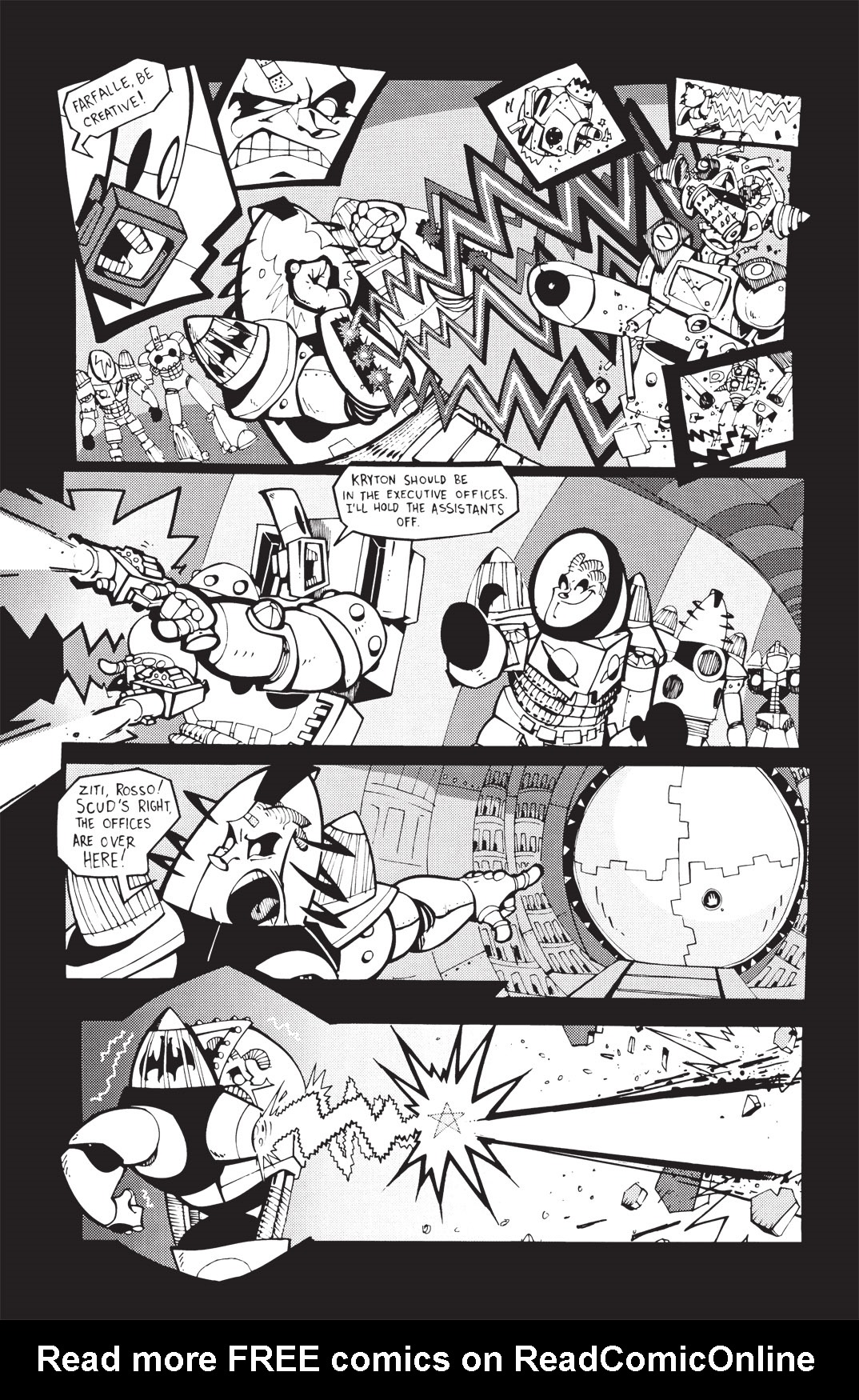 Read online Scud: The Disposable Assassin: The Whole Shebang comic -  Issue # TPB (Part 3) - 31