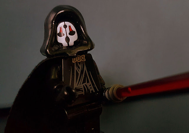 Darth Nihilus fan art lego Star Wars