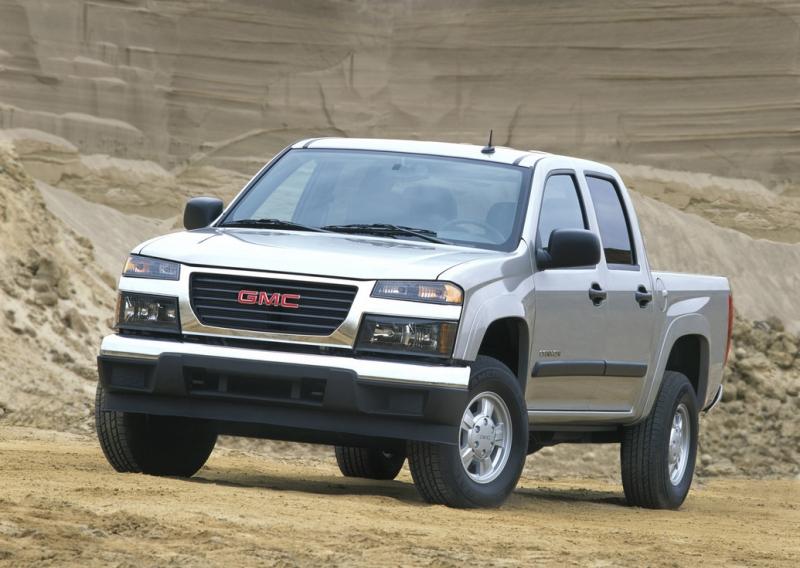 Gmc Canyon Towing Capacity >> car-model-2012: 2011 GMC Canyon