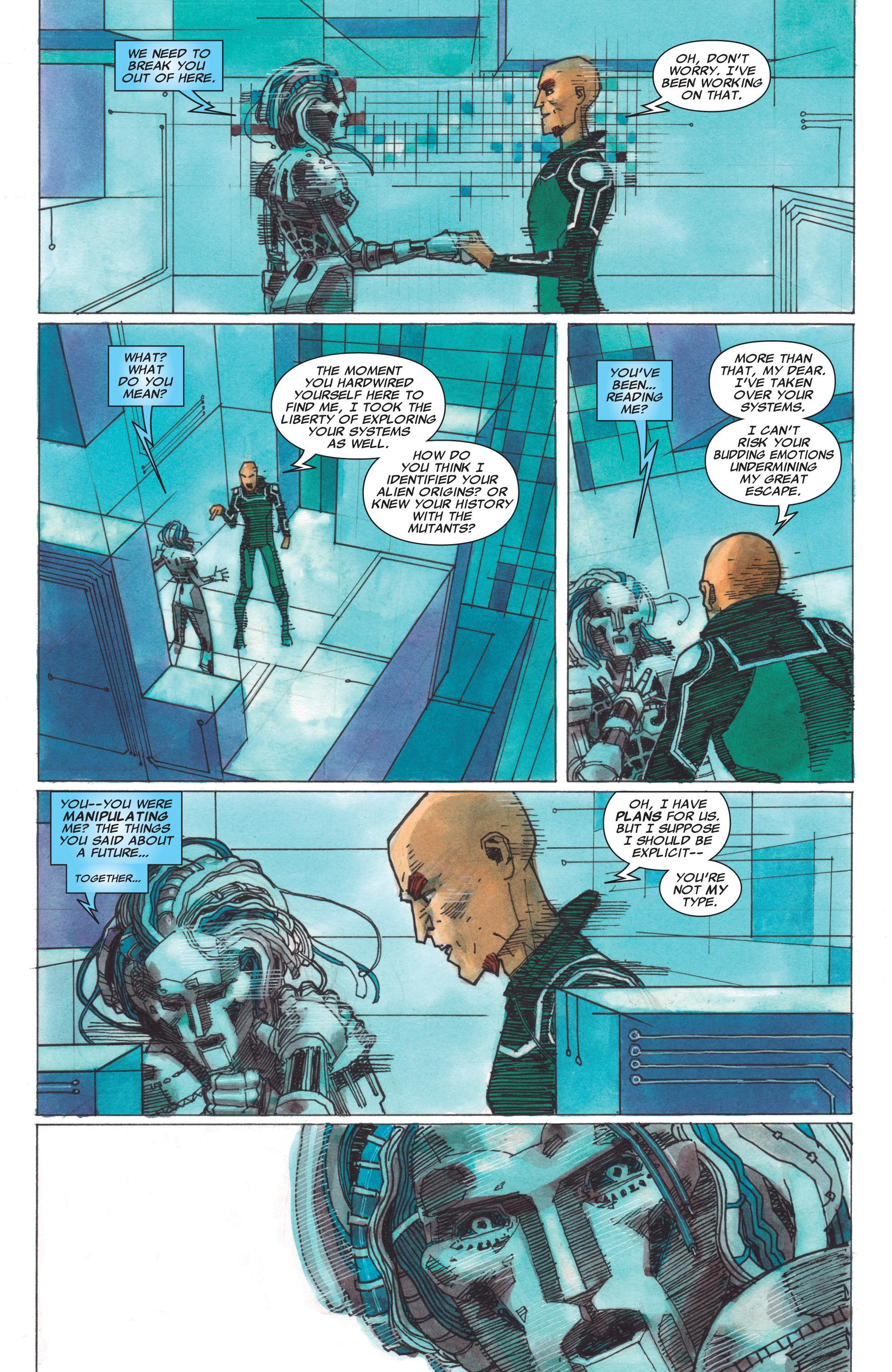 Read online Astonishing X-Men (2004) comic -  Issue #43 - 18
