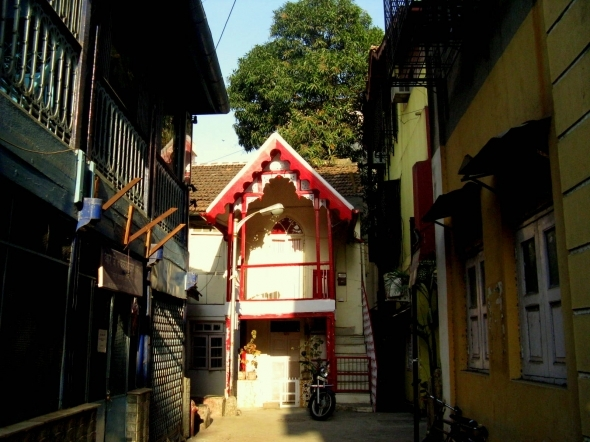 D'Souza Chawl - haunted place in Mumbai