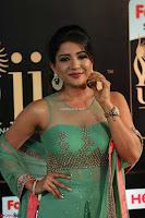Sakshi Agarwal in Transparent Sleevelss Tight Gown at IIFA Utsavam Awards 011.JPG