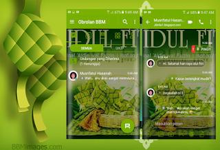 BBM Mod Idul Fitri 2017
