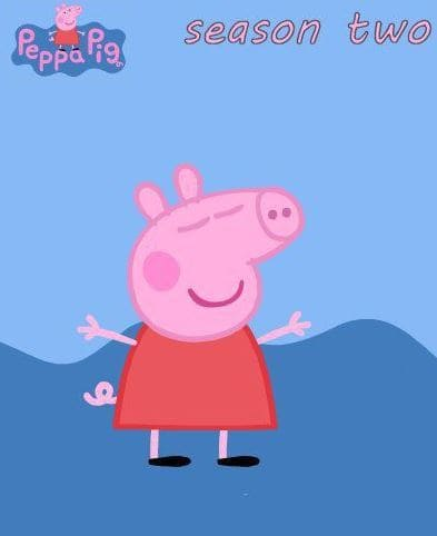 Peppa Pig - 2ª Temporada Desenhos Torrent Download capa