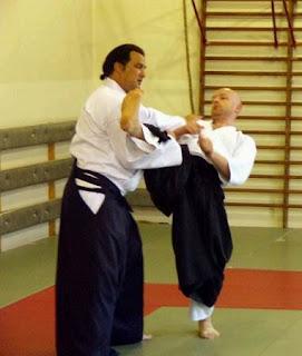 Aikido Steven Seagal