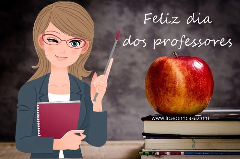 Valorize, aprenda e agradeça ao mestre com carinho!