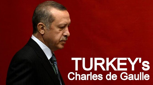 OPINION | Turkey's Charles de Gaulle