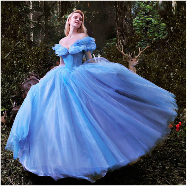 Cinderella from Cinderella 2015 Movie