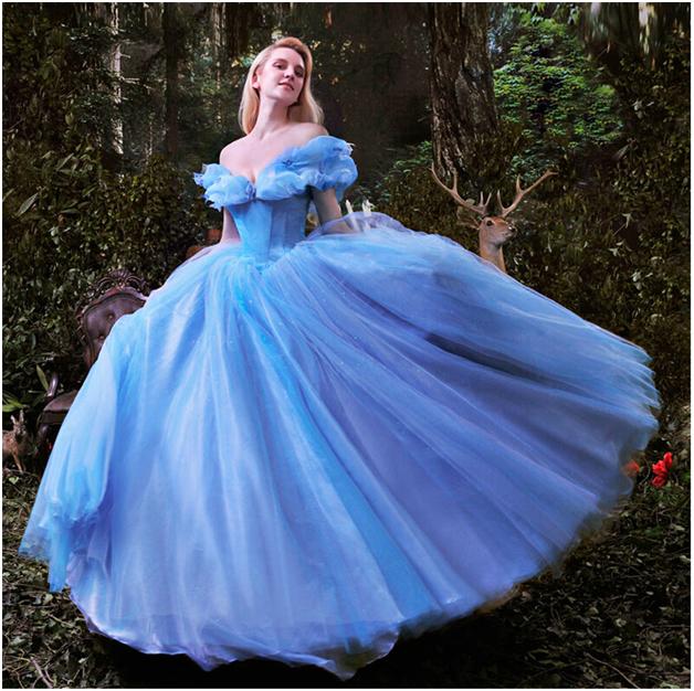 Cinderella from Cinderella 2015 Movie