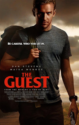 The Guest 2014 DVD R1 NTSC Latino
