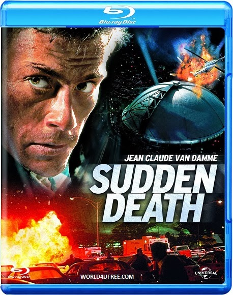 Sudden Death 1995 Hindi Dubbed Dual WEB DL 720p 800mb