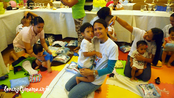 Great Cloth Diaper Change Bacolod