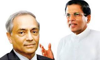 President Maithripala Sirisena speaks About Mohan Peiris