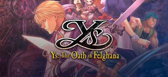 Ys The Oath in Felghana v2.0.0.1-GOG