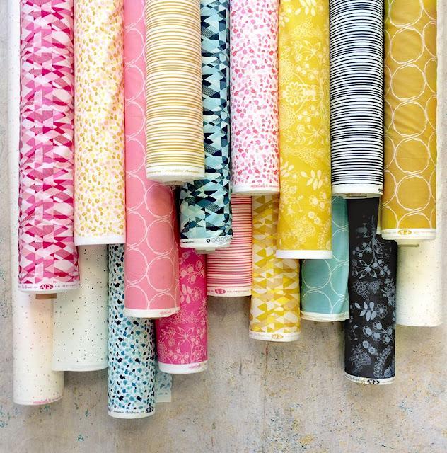 Pat Bravo Essential II Fabrics
