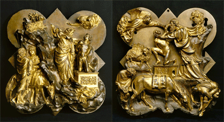 Alberti, Sant'Andrea in Mantua