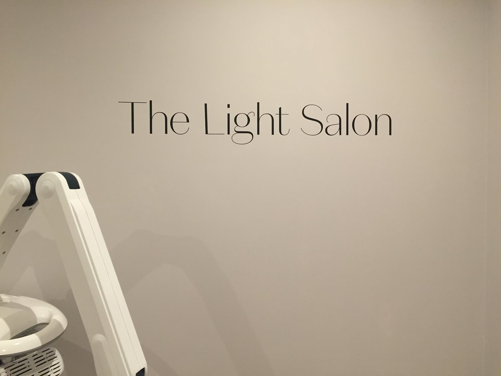 The Light Salon Harvey Nichols